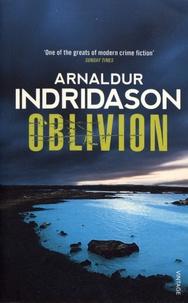 Arnaldur Indridason - Oblivion.