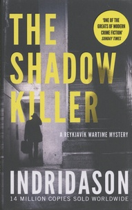 Arnaldur Indridason - The Shadow Killer.