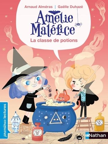 Amélie Maléfice  La classe de potions