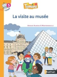 Arnaud Alméras et  Marygribouille - Timini Tome 5 : La visite au musée.