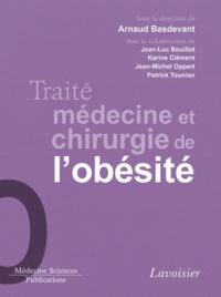 Médecine et chirurgie de l'obésité - Arnaud Basdevant  