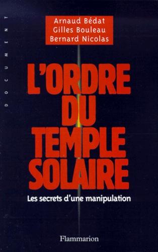 L Ordre Du Temple Solaire