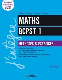 Arnaud Bégyn et Guillaume Connan - Maths BCPST 1 - Méthodes et exercices.