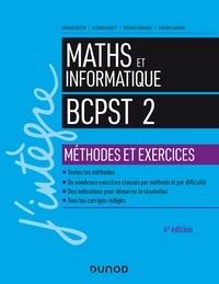 Arnaud Bégyn et Florian Marty - Maths et informatique BCPST 2 - Méthodes et exercices.