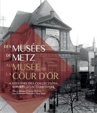 Histoiresdenlire.be Des musées de Metz au musée de la cour d'or - Histoire des collections, reflets d'un territoire Image