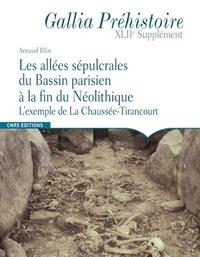 Arnaud Blin - La gestion des allées sépulcrales du Bassin parisien à la fin du Néolithique - L'exemple de La Chaussée-Tirancourt.