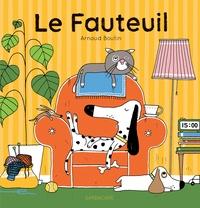 Arnaud Boutin - Le fauteuil.