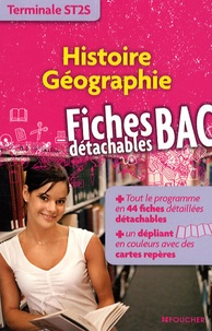 Arnaud Brennetot et Jacqueline Kermarec - Histoire Géographie Tle ST2S.
