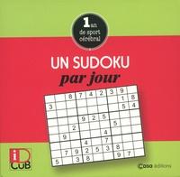 Arnaud Briand - Un sudoku par jour - 1 an de sport cérébral.