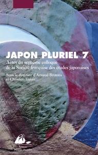 Arnaud Brotons et Christian Galan - Japon pluriel 7 - Actes du septième colloque de la Société française des études japonaises.