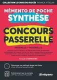 Arnaud Charpentier - Mémento de poche synthèse Concours passerelle.