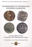 Arnaud Clairand et Dominique Hollard - Numismatique et archéologie en Poitou-Charentes.