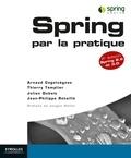 Arnaud Cogoluègnes et Thierry Templier - Spring par la pratique.