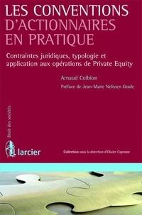 Feriasdhiver.fr Les conventions d'actionnaires en pratique - Contraintes juridiques typologie et applications aux opérations de Private Equity Image