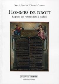 Arnaud Coutant - Hommes de droit - Liber amicorum Philippe Guillemin.