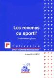 Arnaud Dagorne - Les revenus du sportif - Traitement fiscal.