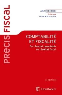 Arnaud de Bissy - Comptabilité et fiscalité - Du résultat comptable au résultat fiscal.