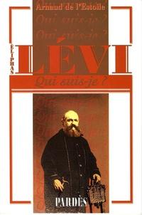 Arnaud de L'Estoile - Eliphas Lévi.