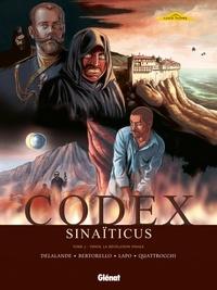 Arnaud Delalande et Yvon Bertorello - Codex Sinaïticus Tome 3 : Yhwh, la révélation finale.