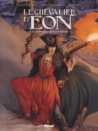 Arnaud Delalande et Simona Mogavino - Le chevalier d'Eon Tome 2 : La Conspiration de Saint-Pétersbourg.