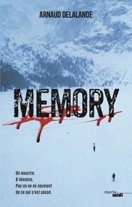 Arnaud Delalande - Memory.