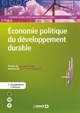 Arnaud Diemer et Bruno Boidin - Économie politique du développement durable.