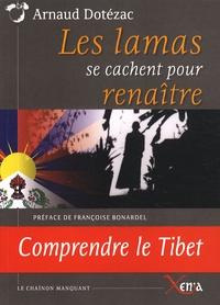 Arnaud Dotézac - Les Lamas se cachent pour renaître.