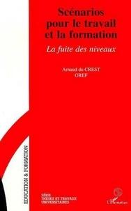 Arnaud Du Crest - Scénarios pour le travail et la formation - La fuite des niveaux.