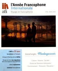 Arnaud Galy - L'Année Francophone Internationale.
