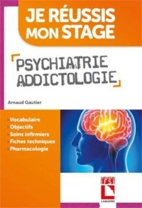 Arnaud Gautier - Psychiatrie, addictologie.