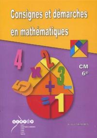 Rhonealpesinfo.fr Consignes et démarches en mathématiques - CM - 6e Image