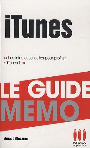 Arnaud Glevarec - ITunes - Guide Mémo.