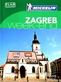 Arnaud Gourmand et Denis Montagnon - Zagreb Week-end - Plan détachable.
