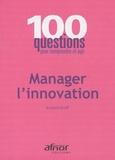 Arnaud Groff - Manager l'innovation.