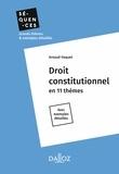 Arnaud Haquet - Droit constitutionnel - Intégrale.