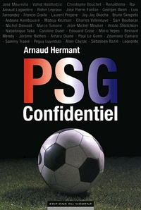 Arnaud Hermant - PSG Confidentiel.