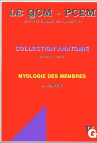 Myologie des membres. Volume 2. QCM avec grilles de correction.pdf