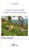Arnaud Kaba - Les réalités du commerce équitable - L'exemple d'une plantation de Darjeeling.