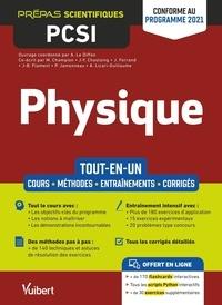 Arnaud Le Diffon et Maxime Champion - Physique PCSI.