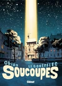 Arnaud Le Gouëfflec et  Obion - Soucoupes.