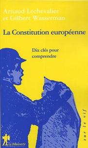 La Constitution européenne - Dix clés pour comprendre.pdf