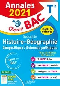 Arnaud Léonard - Spécialité Histoire-Géographie, géopolitique, sciences politiques Tle.