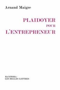 Deedr.fr Plaidoyer pour l'entrepreneur Image