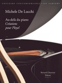Arnaud Marion et Michele De Lucchi - Michèle de Lucchi - Au-delà du piano.