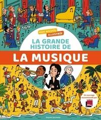 Arnaud Merlin et Hélène Cao - La grande histoire de la musique.
