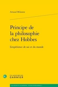 Principe de la philosophie chez Hobbes - Lexpérience de soi et du monde.pdf