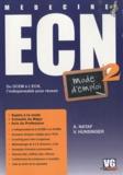 Arnaud Nataf et Vincent Hunsinger - ECN mode d'emploi.