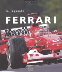 Arnaud Pauper - La légende Ferrari.