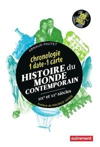 Téléchargements gratuits livres audio ordinateurs Histoire du monde contemporain  - Chronologie 1 date 1 carte FB2 iBook DJVU par Arnaud Pautet en francais