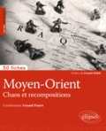 Arnaud Pautet - Moyen-Orient - Chaos et recompositions.